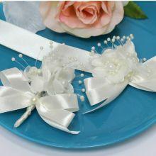 Набор свадебных аксессуаров для свидетелей Семирамида (айвори)