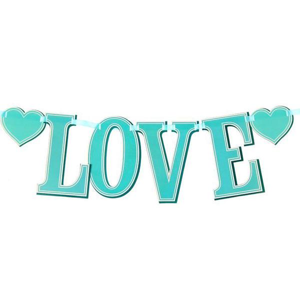 """Гирлянда для фотосессии """"Love"""""""