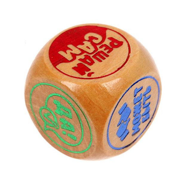 """Сувенирный кубик """"Для принятия решений"""""""