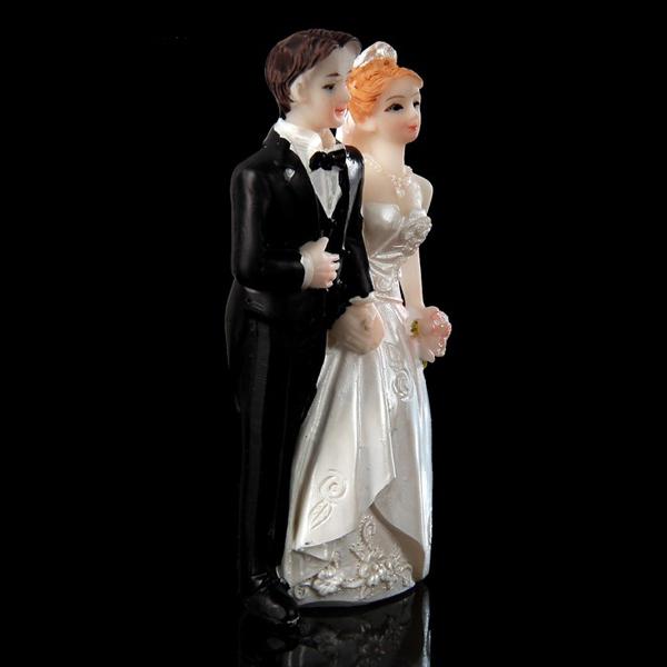 """Фигурка для торта """"Свадебная церемония"""" (7 см)"""