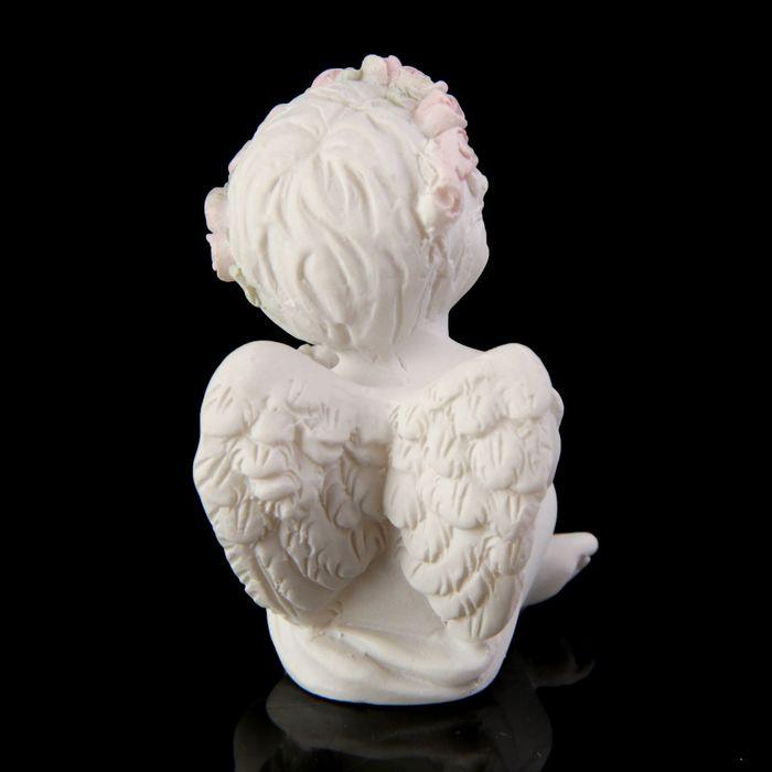 """Сувенир для гостей """"Ангелок с  сердечком"""", 1 шт"""