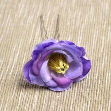 Шпилька с цветком ручной работы
