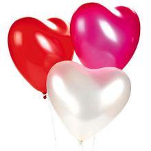 Воздушный шар - сердце (13 см)