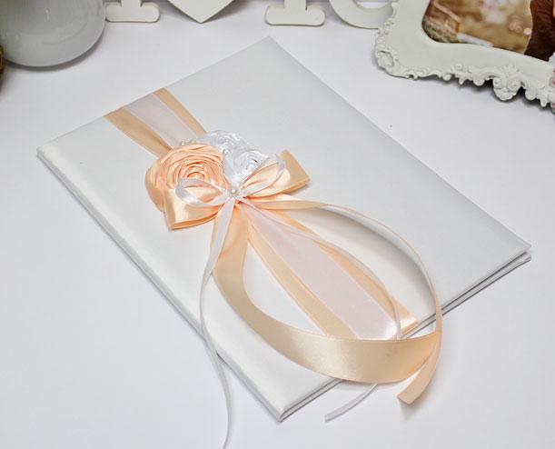 """Свадебная папка о браке """"Медовый леденец"""" для свидетельства 18х25 см."""