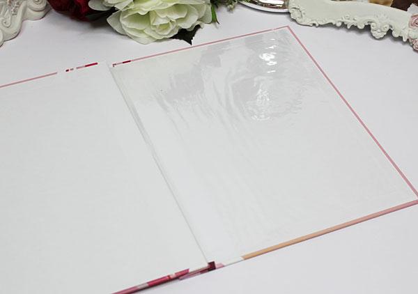 """Свадебная папка для свидетельства """"Классика"""" № 16 (сердца)"""