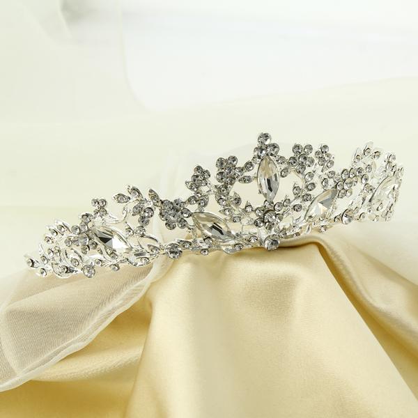 """Свадебная диадема для невесты """"Ноэль"""""""