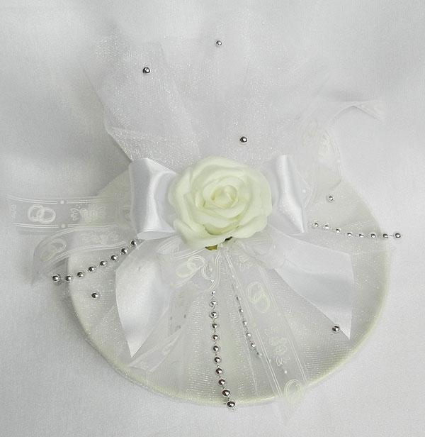Оформление тарелки на свадьбу своими руками 36