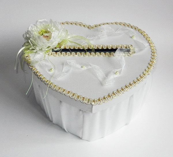 Свадебный сундук сердце