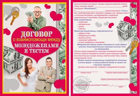 договор на свадебную фотосъемку образец - фото 4