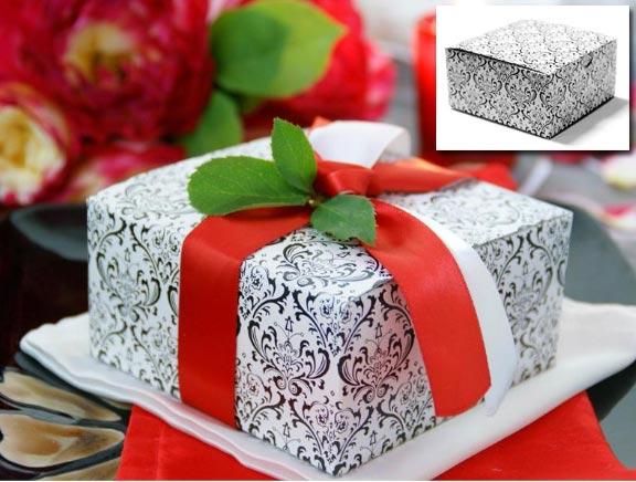 Красивая упаковка для тортов фото