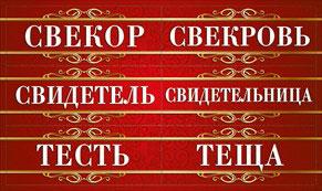 Набор наклеек (6 шт)