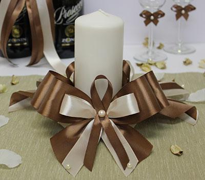 """Свадебный домашний очаг """"В шоколаде"""""""