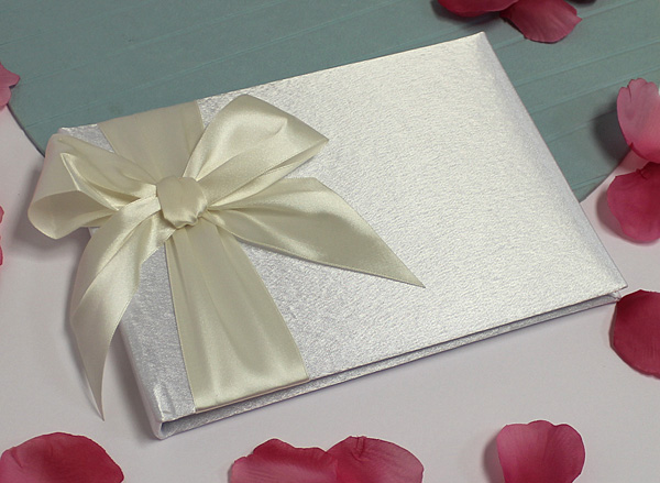 Свадебная книга пожеланий Paradise (24 листа) (айвори)