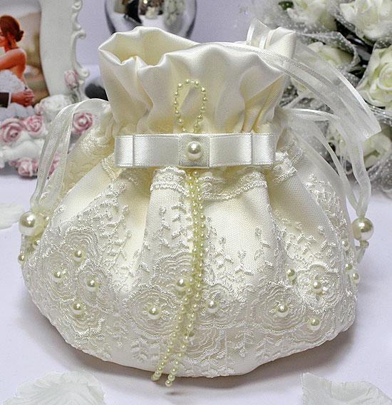 Как сшить невесте сумочку 277
