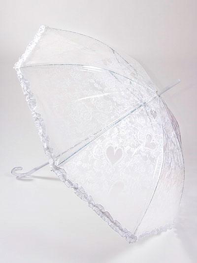 """Зонт для невесты на свадебную фотосессию """"В Кружевах"""" №3"""