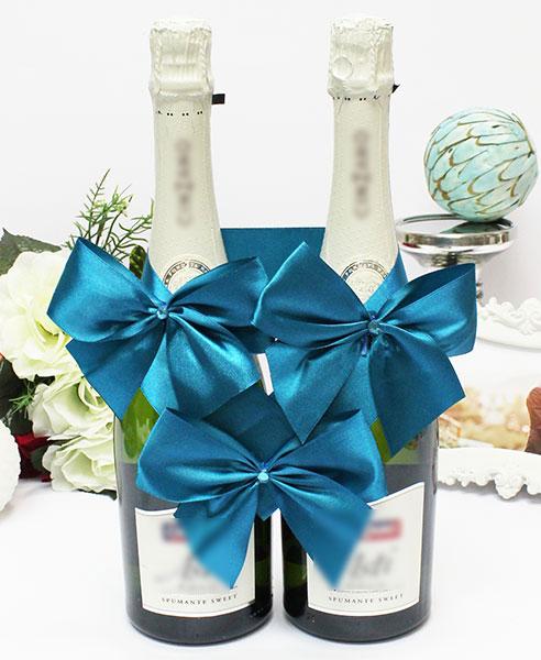 Декоративное украшение для бутылок Paradise (бирюзовый)