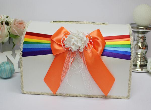 """Копилка свадебная """"Rainbow"""" (большой)"""