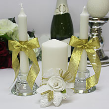 """Свадебные свечи """"Анастасия"""""""