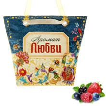 "Арома-саше ""Аромат любви"" (ягоды)"