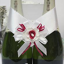 """Украшение для шампанского """"Пальмира"""""""