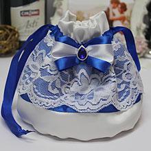 Сумочка-мешочек для невесты Афродита
