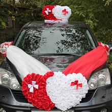 Украшение на свадебную машину «Триумф»