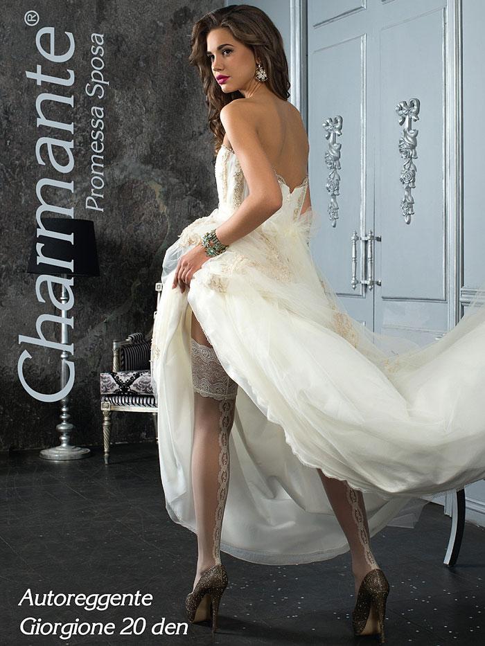 Чулки на невестах 12 фотография