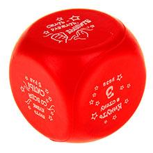 "Мягкий кубик-игрушка ""Сними стресс"""
