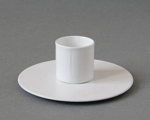 Подсвечник для родительской свечи - круглый (1 шт)