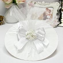 Декоративная тарелка для битья Romantic (белый)