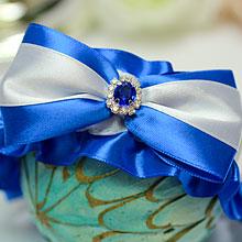 """Подвязка для невесты """"Афродита"""""""