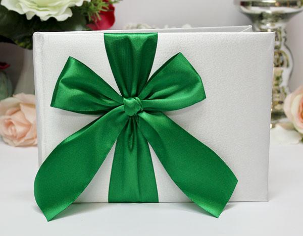 Свадебная книга пожеланий Paradise (24 листа) (зеленый)