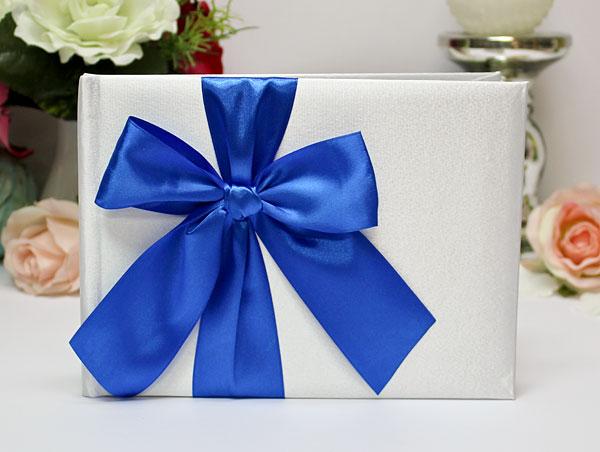 Свадебная книга пожеланий Paradise (24 листа) (синий)