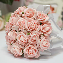 """Букет-дублер для невесты """"Очарование"""" (розовый)"""
