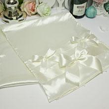 Свадебный рушник Paradise (айвори)