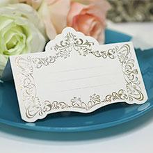 Рассадочные  карточки для гостей на свадьбу