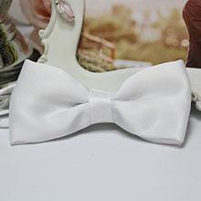Галстук-бабочка (белый)