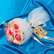 """Букет-дублер для невесты """"Романтик"""" (розовый)"""