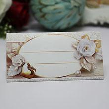 """Рассадочные карточки для гостей  """"Золотой сад"""""""