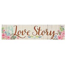 "Наклейка на машину ""Love story"""