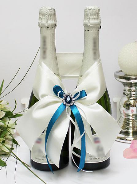 Две бутылки шампанского на свадьбе для чего