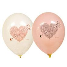 """Воздушный шар """"Сердце со стрелой"""" (30 см, без выбора цвета)"""