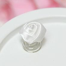 Пружинка для свадебной прически