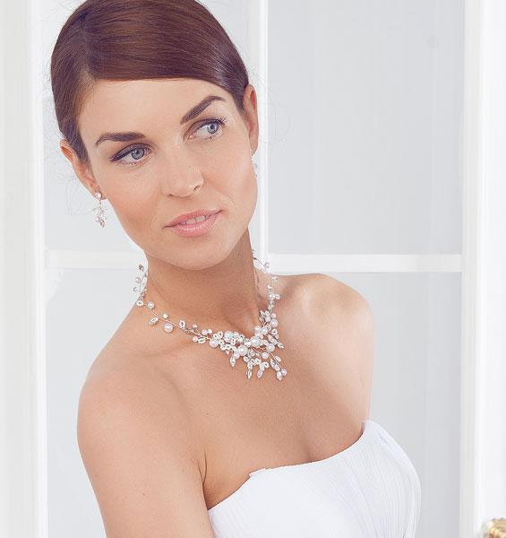 """Бижутерия для невесты """"Болеро"""""""