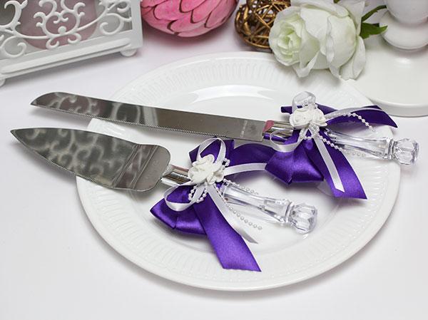Набор для торта Fantastic (фиолетовый)