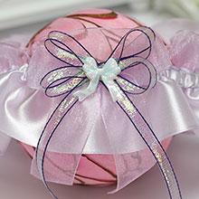 Свадебная подвязка Сентябрина