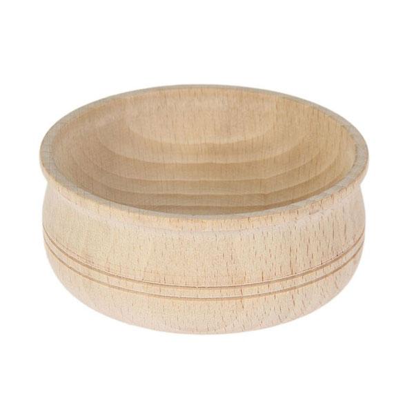 Деревянная солонка (бук)