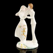 """Фигурка  на торт """"Танец"""" (11 см)"""