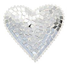 Подсвечник в форме сердца (1212 см)