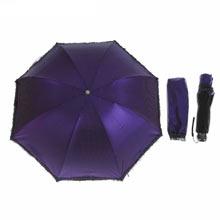 Зонт для фотосессии (фиолетовый, механический)